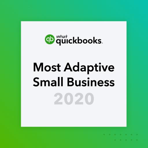 Quickbooks Most Adaptive Small Business